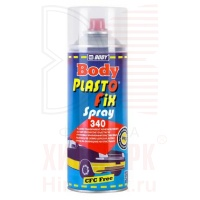 BODY 340 Plastofix 1К грунт для пластика аэрозоль